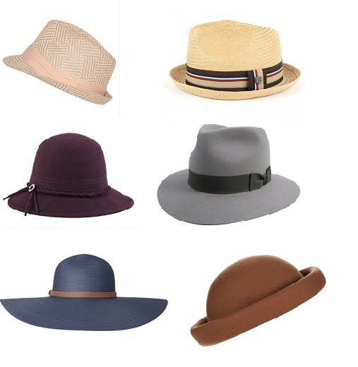 Mens Hat Types And Names