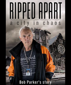 Ripped Apart book cover