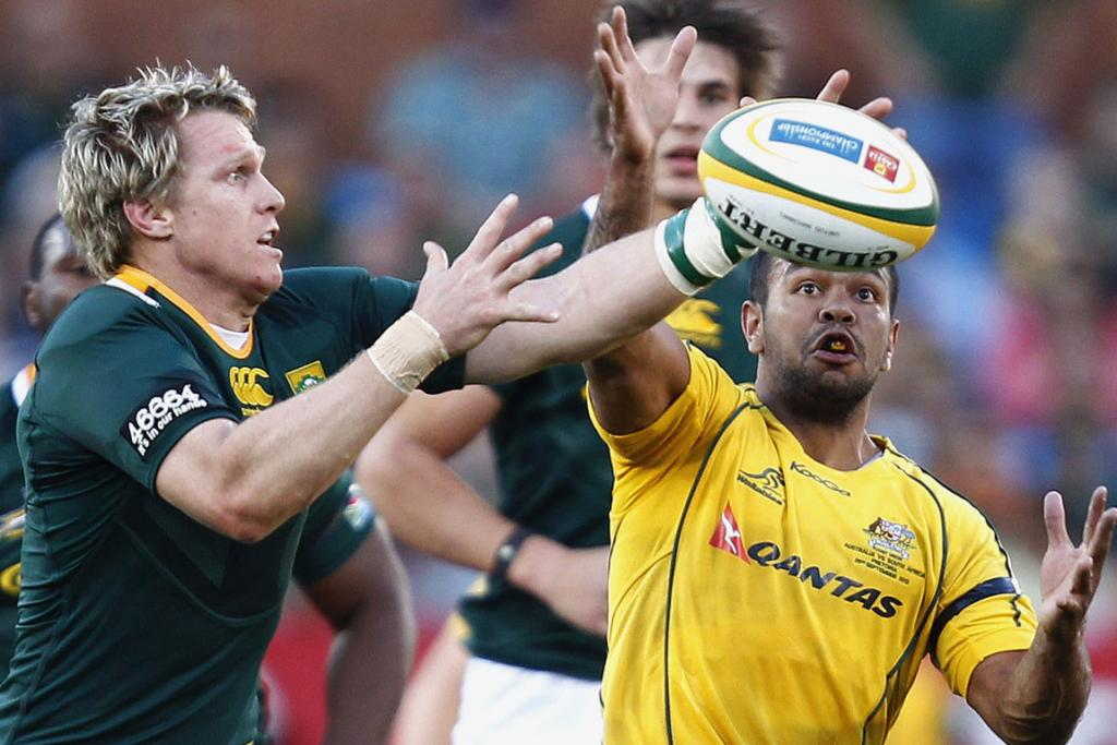 Wallabies vs Springboks