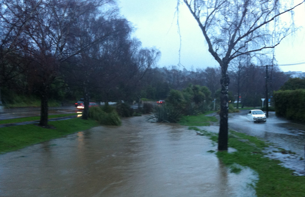 Chch flooding Aug 13