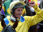 Top jockey in bet claims