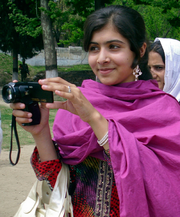 Malala Yousufzai