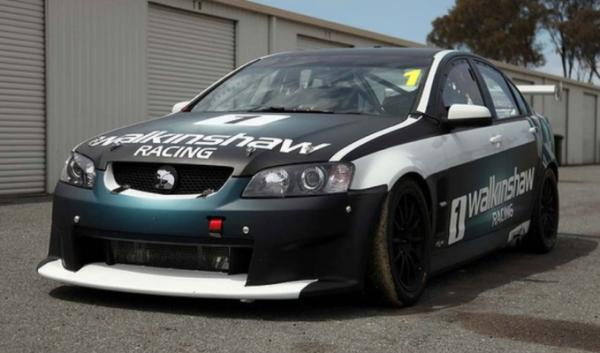 HSV hybrid race car.