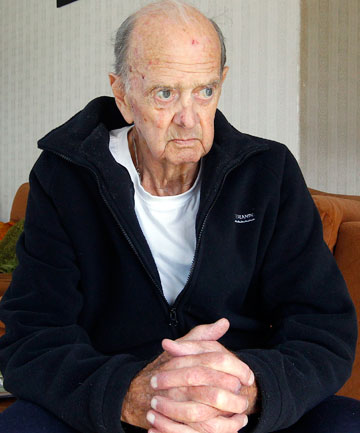 Home invasion victim Jack Morrissey, 82