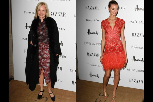 Harper's Bazaar Woman of the Year Awards, 2012