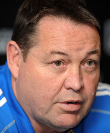 Steve Hansen 