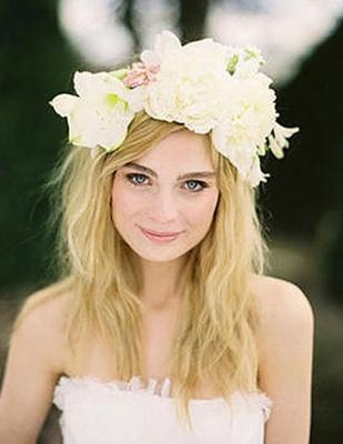 Bridal hair inspiration