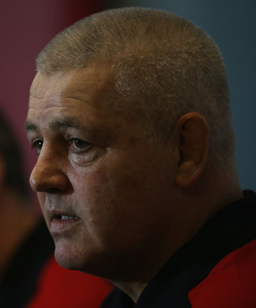 Warren Gatland 