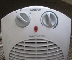 Angry Heater