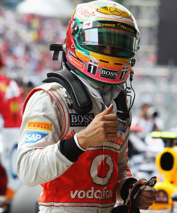 Lewis Hamilton