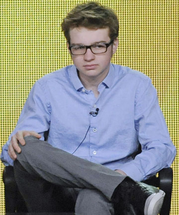 Angus T Jones