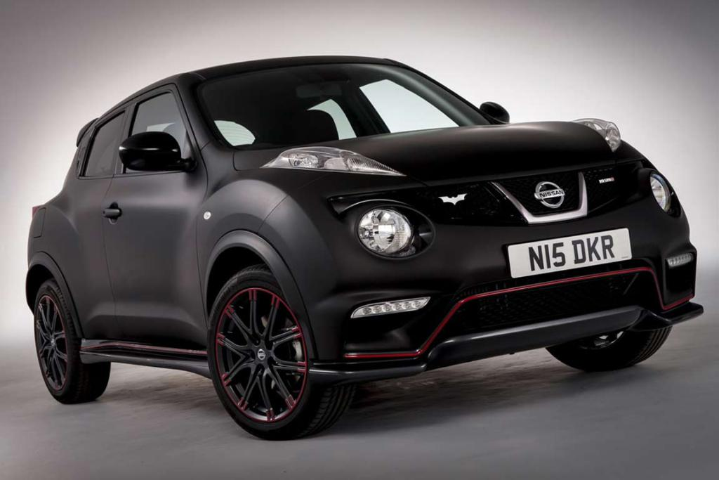 Nissan's The Dark Knight Rises Juke Nismo.