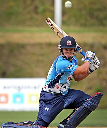 Craig Cachopa, Auckland Aces