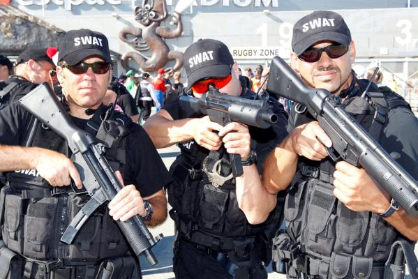 Sevens Swat Team 