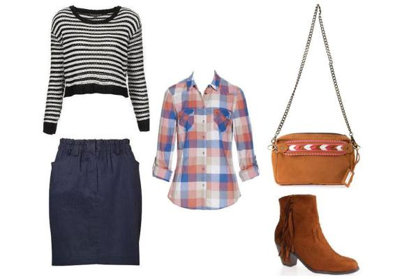 One trend, Five Ways: Stripes