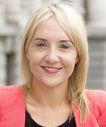 Food Safety Minister Nikki Kaye
