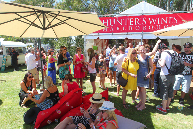 Hunters Wines