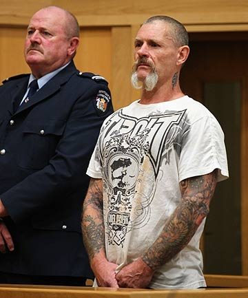 MARK PAKENHAM: Admitted a charge of manslaughter.