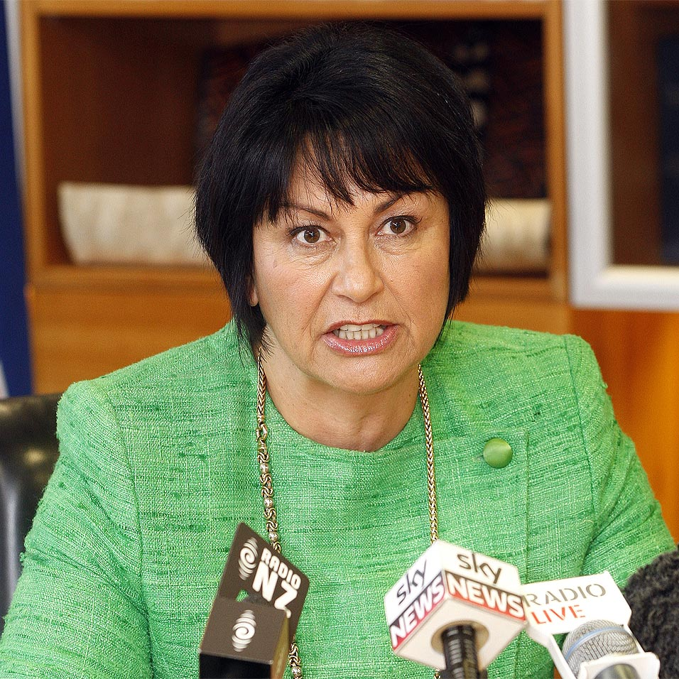 ANNOUNCING CHANGES: Education Minister Hekia Parata.