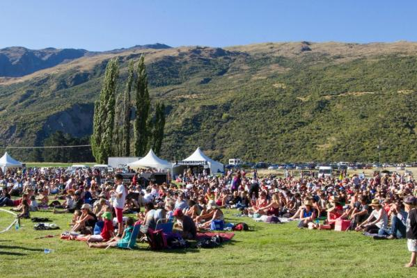 2013 Waitiri Creek Winery Concert