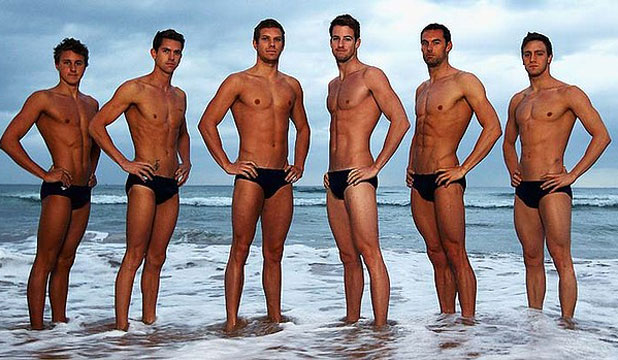 Australia Swim Team