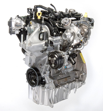 1.0L EcoBoost engine