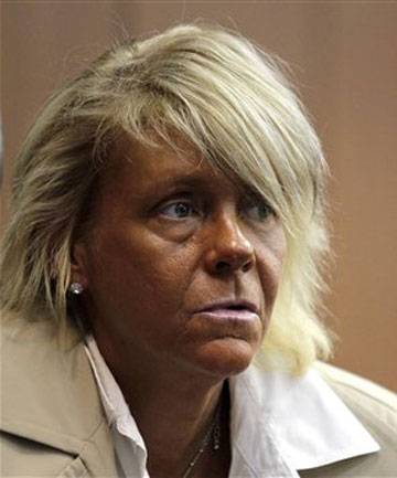 Patricia Krentcil denies taking her daughter to a tanning salon.
