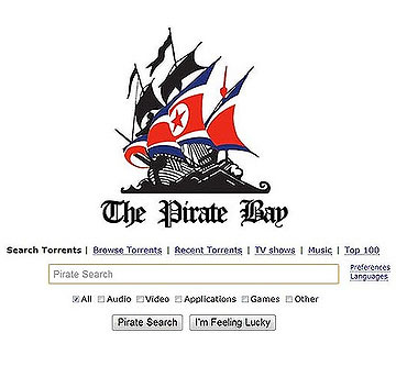 Pirate Bay moving to North Korea?