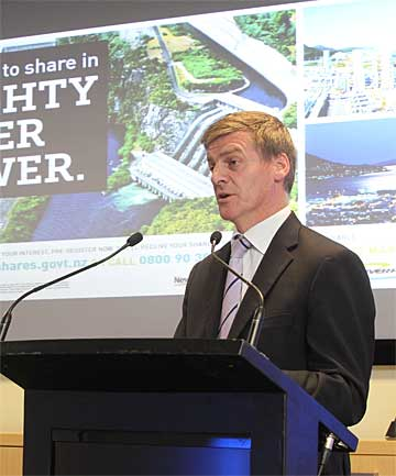 Mighty River Power Bill English