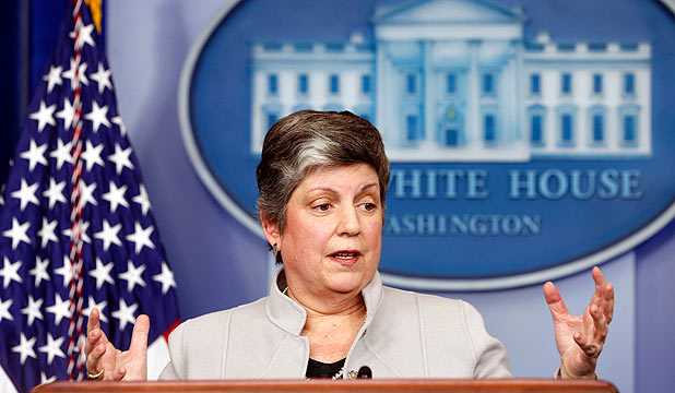 Janet Napolitano