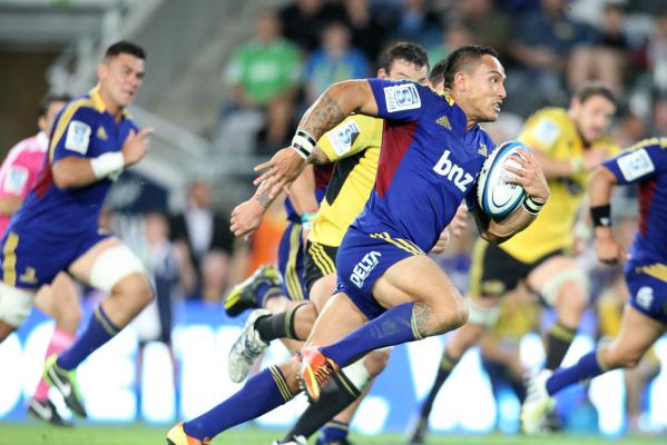 Highlanders v Hurricanes