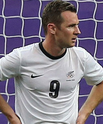 Shane Smeltz