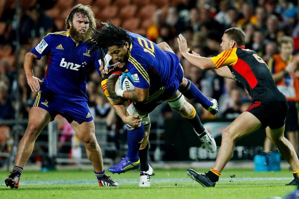 Highlanders v Chiefs