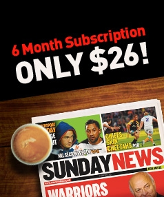 Subscribe to Sunday News