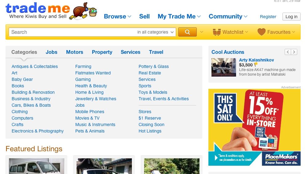 trade websites like craigslist options market trading hours