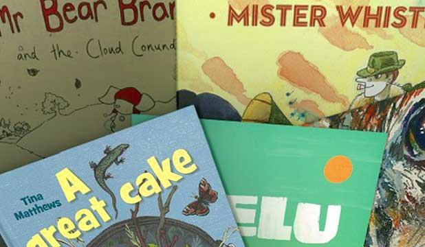 NZ Post Children Book Awards