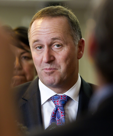 PM John Key