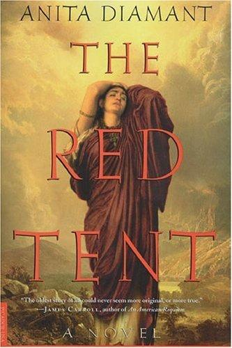a review of the red tent Cubits beyond most woman-of-the-bible sagas in sweep and vigor, this fictive flight based on the genesis mention of dinah, offspring of jacob and leah, disclaims her as a mere ``defiled'' victim and, further, celebrates the ancient continuity and unity of women.