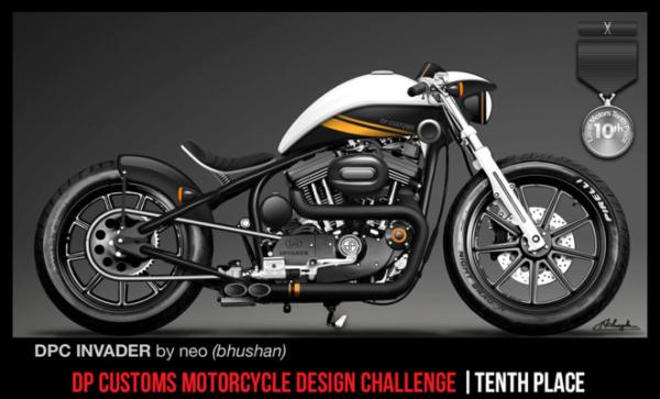 One of the top entries in Local Motors and DPC Motorcycles crowd-sourced motorcycle design competition.One of the top entries in Local Motors and DPC Motorcycles crowd-sourced motorcycle design competition.