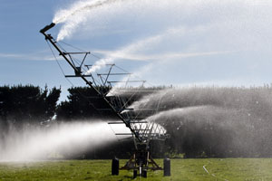 Irrigator