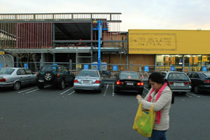Clarence St supermarket