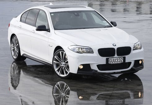 BMW 530d M-Performance.