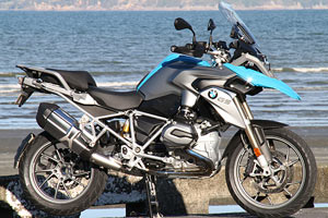 BMW R1200GS.