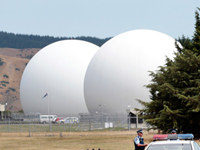 Waihopai spy base