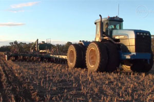 Australia grain farmers
