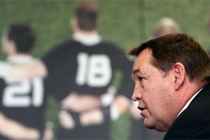 All blacks steve hansen