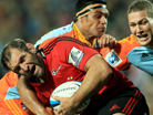 Late penalty costs Crusaders