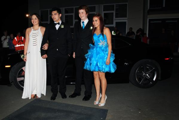 Opihi College School Ball 2013