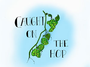 Caught on the hop