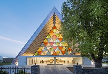 cardboard cathedral 2